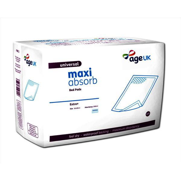 Age uk disposable bed pads