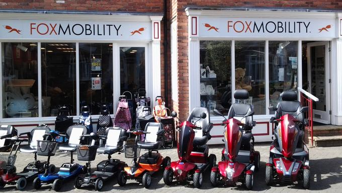 Fox mobility shop front end credits nov 2016