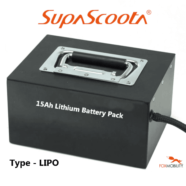 SupaScoota 15Ah Lithium Battery Pack