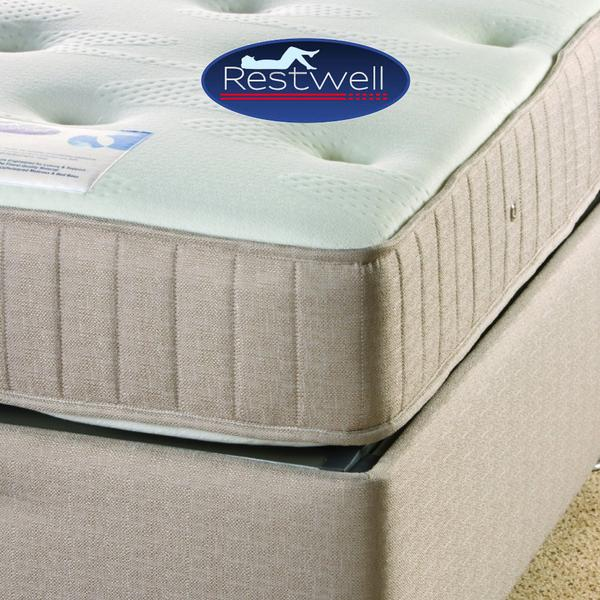 Restwell Pocket Memory Foam