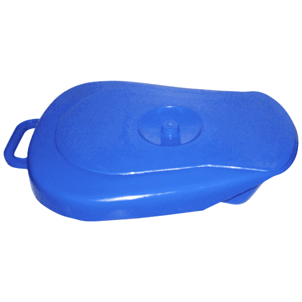 Bed Pan With Lid