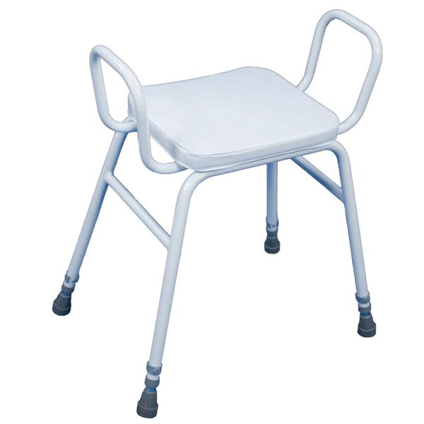 Perching Stool With Arms Mobility Equipment Online Amp In